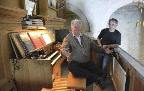 ORGEL: Formannskapet går inn for å bevilge 750.000 kroner årlig i tre år fra og med 2017 til nytt orgel i Ringsaker kirke. Arkivfoto