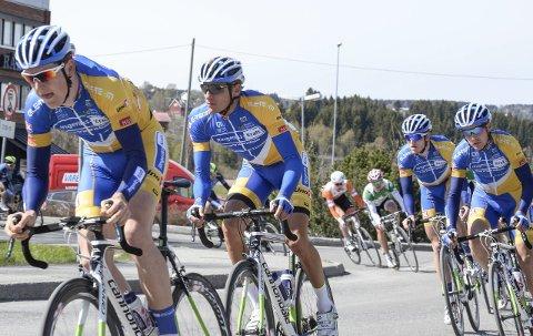 Etter påtrykk fra sykkelforbundet får syklistene fra Team Ringeriks-Kraft likevel sykle Arctic Race i midten av august.