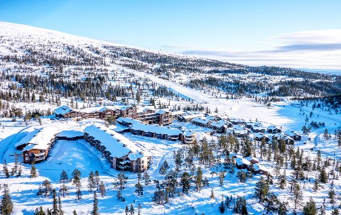 IKKE SMIL: Norefjell ski og spa har hatt Mattilsynet på besøk.