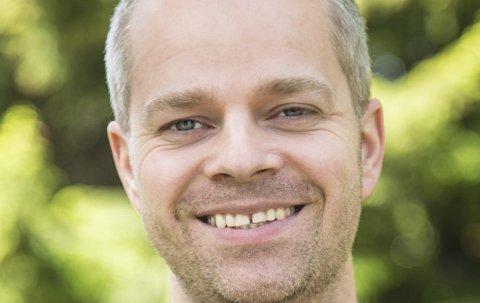 Steinar Ottesen, statsviter og USA-kjenner fra Aurskog-Høland.