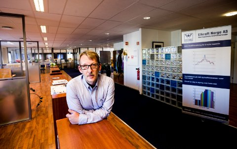 RIKERE: Marius Nerbye har i flere år gjort det godt på strømavtaler, sammen med Tom Hagen.