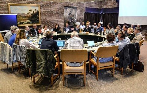 FORMANNSKAPET: Tirsdag behandler formannskapet ønsket om at Sandefjord skal øke antall bosatte flyktninger fra 30 til 39 for 2018.
