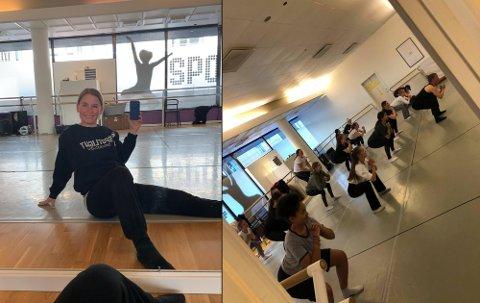 Spotlight dansestudio har utsatt vårens forestillinger til november. Dette kan resultere i at dansestudioet møter noen utfordring i tiden framover, sier driver Kine Meum.