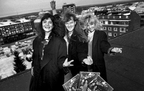 Just 4 Fun starta opp i 1990 av radiomannen Tor Andersen, som et treukers sommershow med 60-tallsmusikk på restaurant Oliver i Sarpsborg. Medlemmer av gruppa var Marianne Antonsen, Eirikur Hauksson og Hanne Krogh, i tillegg til Sarpsborg-artisten Jan Groth.