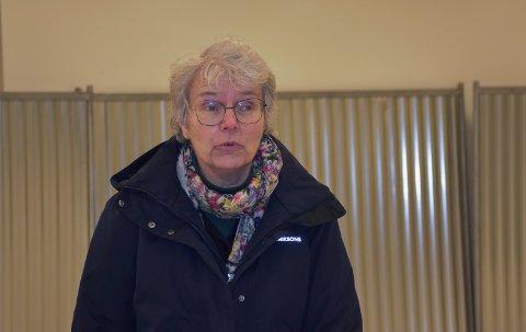 KOMMUNEOVERLEGE: Barbro Kvaal sier nye smittetilfeller kan ha deltaviruset.
