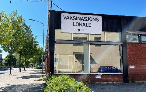 Skjetvinger og markinger som sniker gjør at vaksinekøen i Indre Østfold kommune blir lenger enn nødvendig.