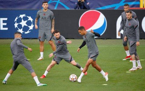 MESSI: Nå kan du ser Messi via Strandbuen.