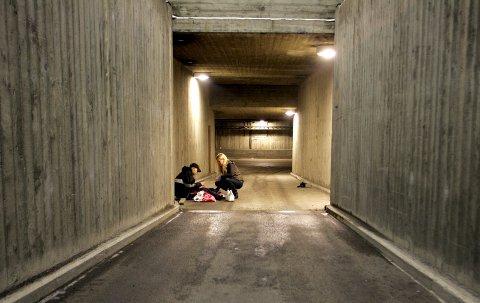 MISTER HÅPET: Foreldrene forteller om en fortvilet kamp når barna er rusmisbrukere og myndige. De etterlyser bedre og raskere hjelp for dem som både er rusavhengige og har psykiske vansker. Bildet er kun en illustrasjon, og viser ikke personer som blir omtalt i denne saken.