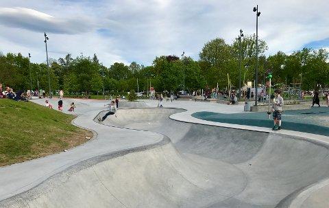 Drammen Aktivitetspark.