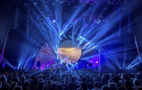 UTSOLGT: Brit Floyd spiller over hele verden og er mektig populære også i Norge. I oktober er de i Braatthallen.