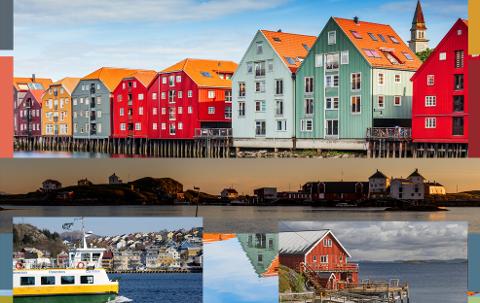 Skal Aure, Smøla og Kristiansund setter kursen nordover? Saksgrunnlaget mener det er ingenting om indikerer at det er mye å hente i Trøndelag.