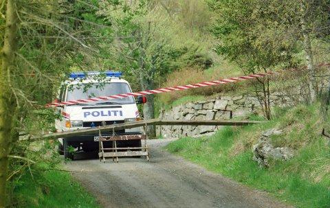 SIKTET: En mann i 50-årene er siktet etter drapet på Birgitte Tengs, og mistenkt for drapet på Tina Jørgensen.