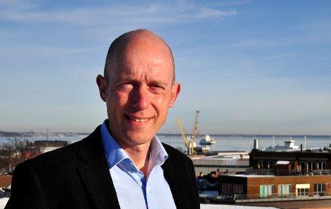 Næringsrådgiver Karl Jørgen Tofte