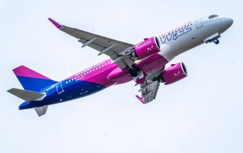 Wizz Air stanser all innenriks flytrafikken i Norge fra 14. juni.