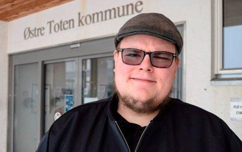 INITIATIVTAKER: Tor Gaute Lien (Frp) oppfordret folk til å sende inn høringsuttalelser hvis de var enige i hans forslag om å utvide det tillatte samlede arealet på garasjer og uthus fra 70 til 120 kvadratmeter i hele kommunen og ikke bare på Lena.