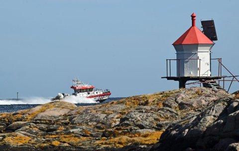 Redningsskøyta Inge Steensland har rykket ut til Sandøya for å bistå en fritidsbåt med motorproblemer. Illustransjonsfoto; Skibsaksjeselskapet Hesvik