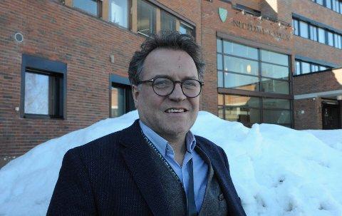 FLERE PCER: kommunalsjef for oppvekst og utdanning i Nittedal kommune, Per Korsvik, sier pengene blant annet skal brukes til flere PCer.