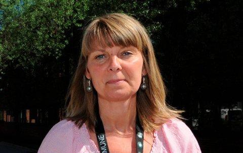 KORTEREDAGER:Smittevernreglene gjør det vanskelig å ha full åpningstid, sier Anette Juul Pedersen, enhetsleder for barnehage.
