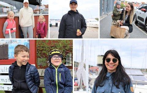 KORONA: Fem folk i Son har svart på hva de gleder seg aller mest til å gjøre når koronakrisen er over.