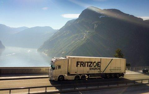 STYRKER SEG: Fritzøe Engros styrker kundefokuset.
