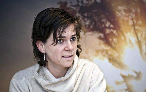 Fått nok av FRP: Solveig Schytz (Venstre).
