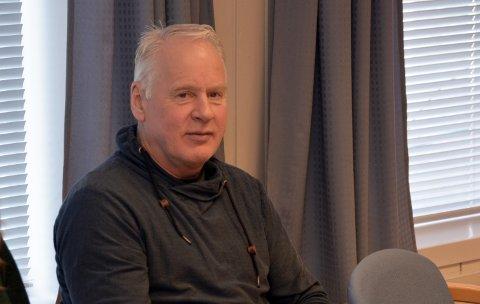 I likhet med sine kolleger,  kan fysioterapeut Jan Harald Rolland ikke ta imot pasienter unntatt i særlige tilfeller.