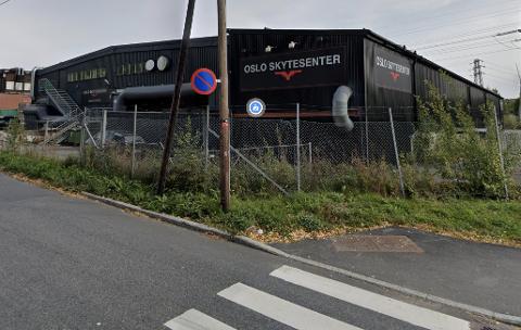 SKIFTER EIER: Denne store eiendommen på Haugenstua skal være kjøpt av Islam Net-miljøet.