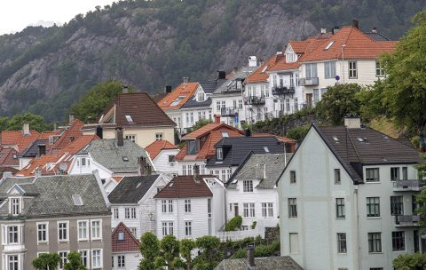 Veksten i boligmarkedet  i Bergen var den laveste i landet, bortsett fra i Stavanger, i årets to siste måneder. Likevel tror spesialistene på økning opp mot tre prosent I 2019.