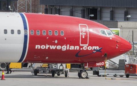 Norwegian skal frå mars 2019 fly direkte frå London Gatwick til Rio de Janeiro. Foto: Vidar Ruud / NTB scanpix