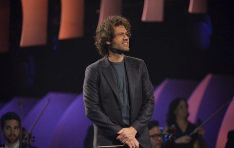 Eivind Gullberg Jensen liker å være dommer i direktesendte «Maestro» på NRK på søndagskvelden.
