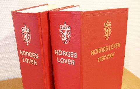 Dømt: Tingretten i Hokksund dømte mannen i 40-årene til ni måneder fengsel, for vold og trusler mot samboreren.