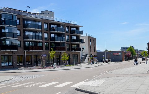 KLAGER: Arkitektfirmaet som har mottatt pålegg om retting og tvangsmulkt for branntekniske forhold ved Fjordbyen Atrium, har klaget på vedtaket.