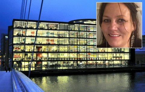"""HVORDAN: """"... hvordan vil Drammen kommune legge til rette for at flere sykepleiere blir «ved sengen»"""", spør Tanja Watnås ordfører Tore Opdal Hansen i dette innlegget."""