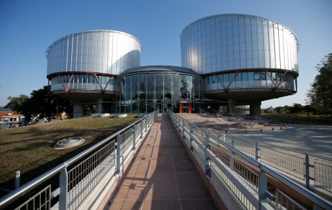 Menneskerettighetsdomstolen holder til i Strasbourg i Frankrike.