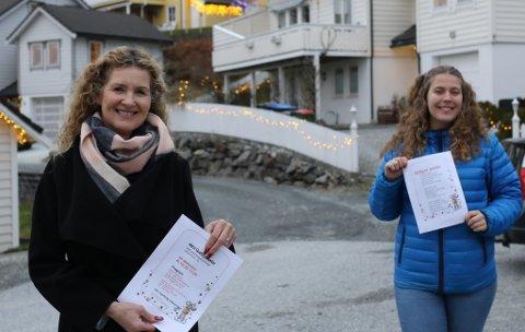 Anita Johannesen og Elise-Marie Mallasvik Røren (21)