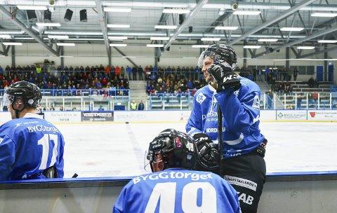 Markus Kiil har gitt seg i Narvik Ishockeyklubb.