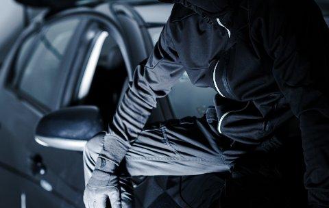 STJÅLET: En Volkswagen Passat stasjonsvogn ble stjålet fra Ryes Bilsenter i fyllinga, natt til onsdag. (Illustrasjonsfoto: Colourbox)