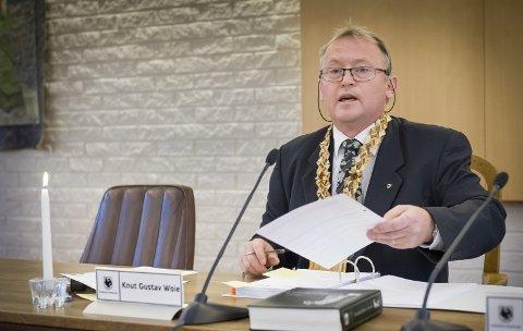 FÅR INGEN SAK: Knut Gustav Woie ble i fjor oppnevnt som setteordfører i den mye omtalte varslersaken. Blant de 14 kandidatene til valget i Eidskog, var han den eneste som var positiv til håndteringen av saken fra kommunens side.