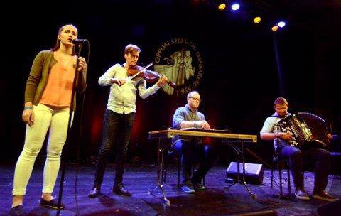 Gruppa Firo med Mari Midtli, Bjør Kåre og Mads Erik Odde og Øyvind Sandum kom på tredjeplass i  Open klasse på Landsfestivalen i gammaldansmusikk på Oppdal