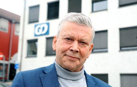 Kristian Skullerud, ansvarlig redaktør i GD, blir enleder i bedriften fra 1. juni til nyttår. Da er det slutt.