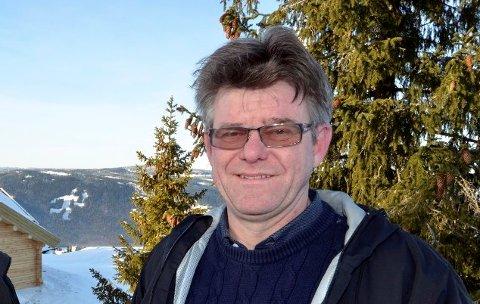 Odd Arne Steinfinsbø innledet forhandlinger med kommunen i februar 2017. Foto: Halvor Torgersrud