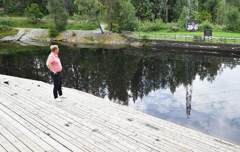 – Vi trenger både fotballhall og oppgradering av Badedammen, sier Oddvar Møllerløkken.