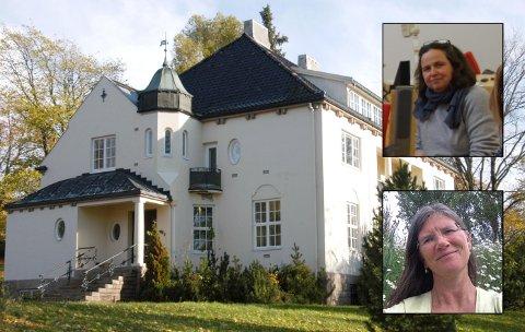 LUNNER BARNESKOLE: Monica Trostrud (49, øverst) har sagt opp som assisterende rektor ved Lunner barneskole. Marianne Strømmen (53) har søkt.