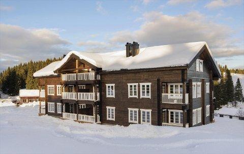 HYTTER I STEDET: Leilighetsbygg ble ingen umiddelbar suksess ved Nordstrandkollen. Nå kan det bli 20 frittliggende hytter i området.