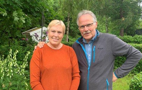 GLEMMER ALDRI: Anny og Anders Melaas jobbet i helsevesenet og ble utkalt til Sundvollen den 22. juli.