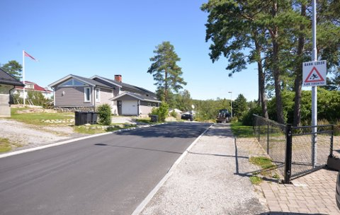 Omregulering fra 50 km/t til 30km/t i Stenliveien vil koste omtrent 400 000 kroner siden man må etablere fartsdumpler.