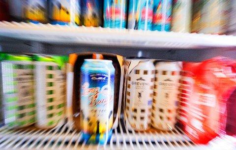 Alkoholfritt øl tar stadig større markedsandeler i Norge.