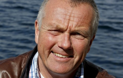 Sverre Meling jr.  Foto: Alfred Aase