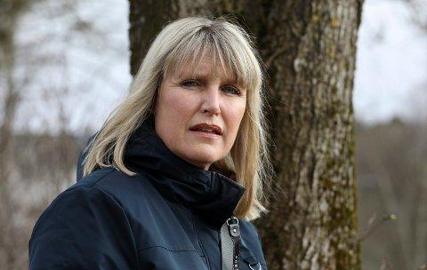 ANSVAR: Hun er vant til mye ansvar som leder av Intensivavdelingen på Haugesund sjukehus, Hege Østensjø, men i disse tider bærer hun litt ekstra tungt.