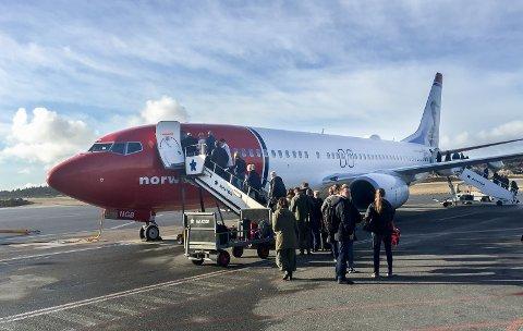 FLY: Hvordan blir sommertrafikken på Haugesund lufthavn? Kan det bli charter til utlandet?